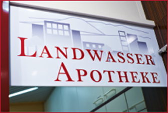 Lawa Apo Logo Sign
